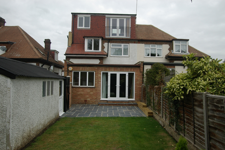Loft Conversion Project In Chingford Herts And Essex Lofts