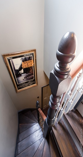 well-designed staircase