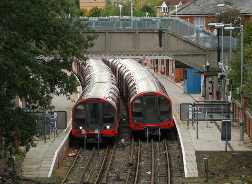 Epping tube station